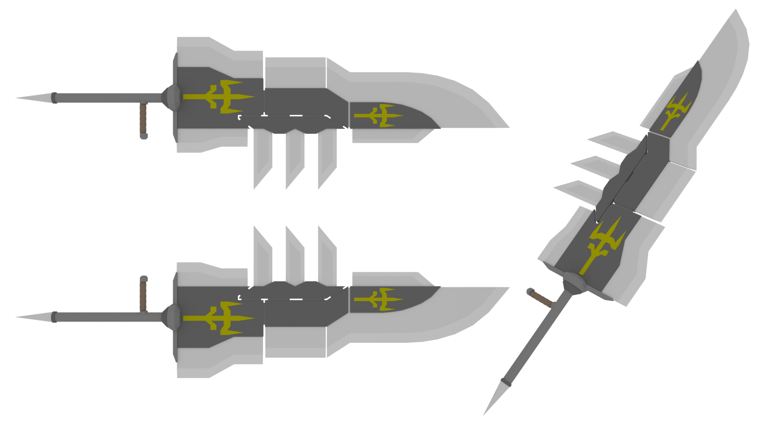 arm blade