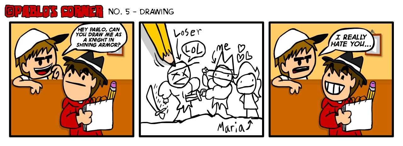 Issue #5 - Drawing