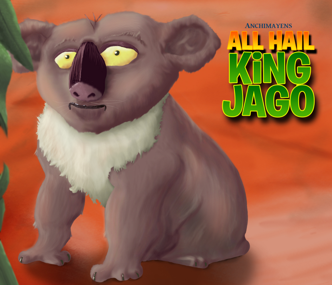 All hail king Jago