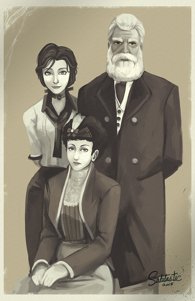 Bioshock - Family Portrait