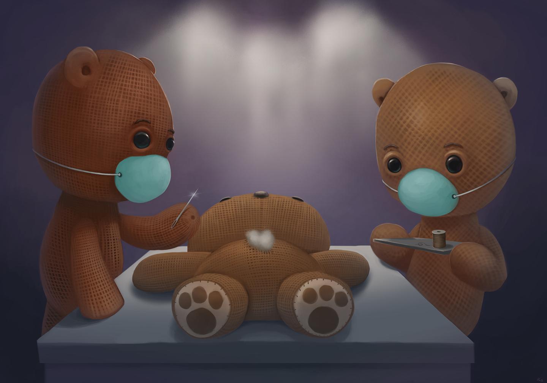 Teddy ER