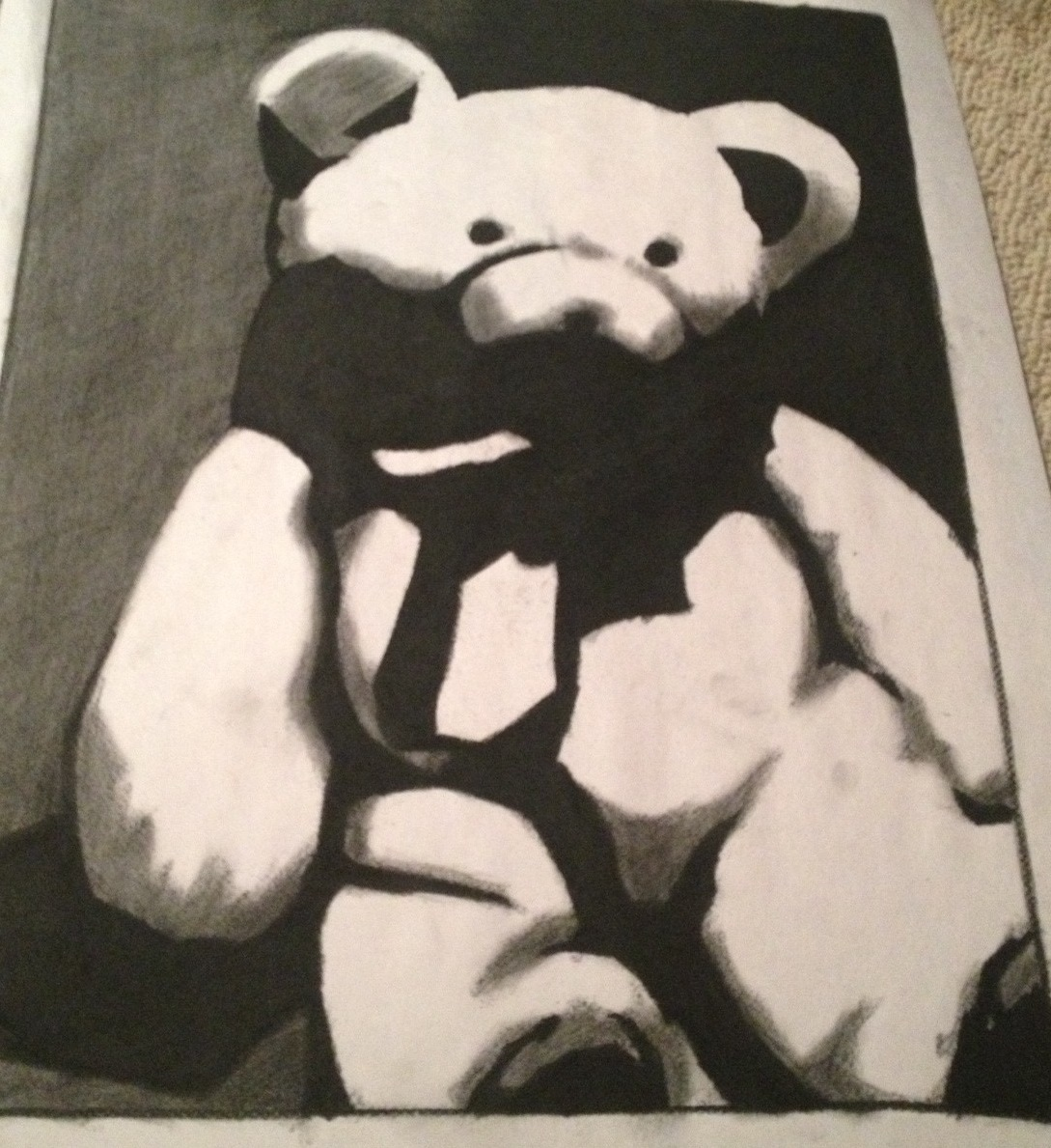 Noir Bear