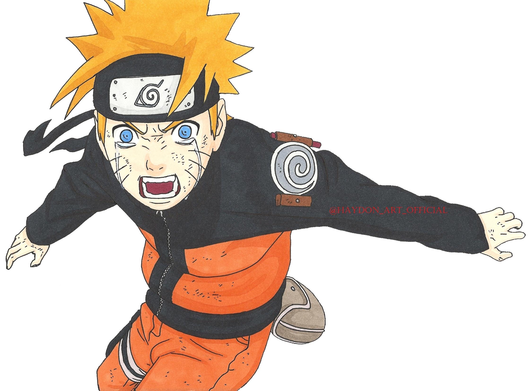Tears Of Naruto Uzumaki