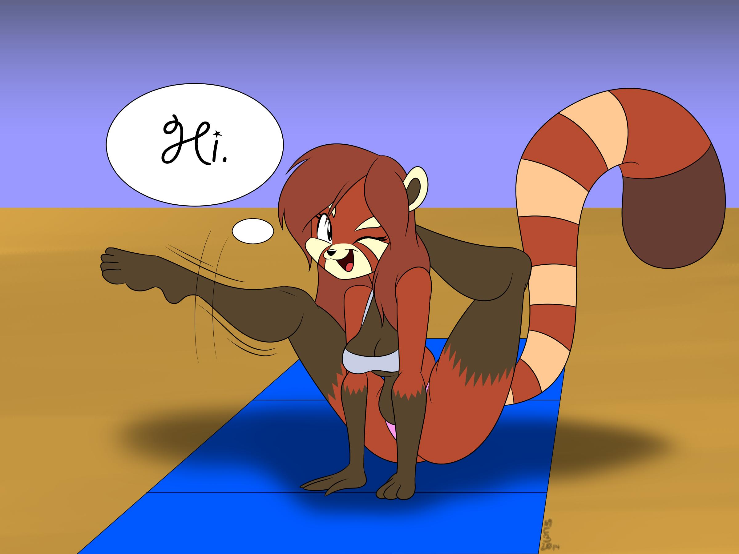 Felina, Stretch-n-Greet