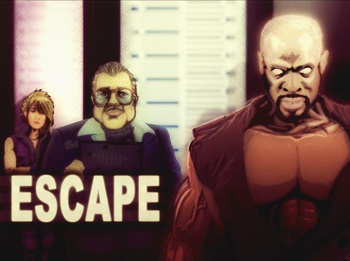 Escape Board Game Concept Art