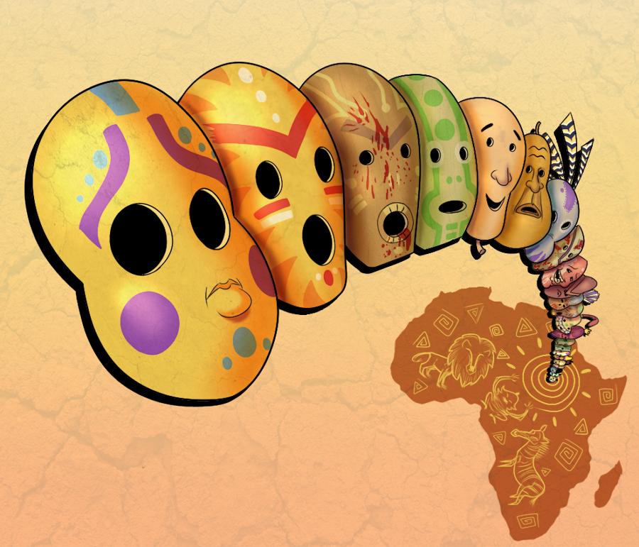 Picollage: African Dudes