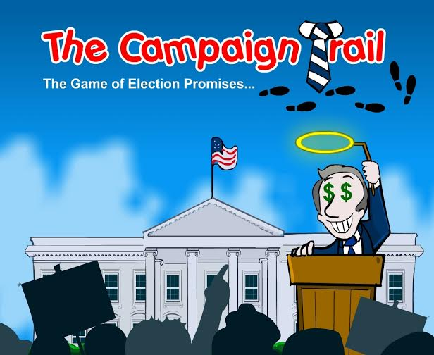 The Campaign Game Poster
