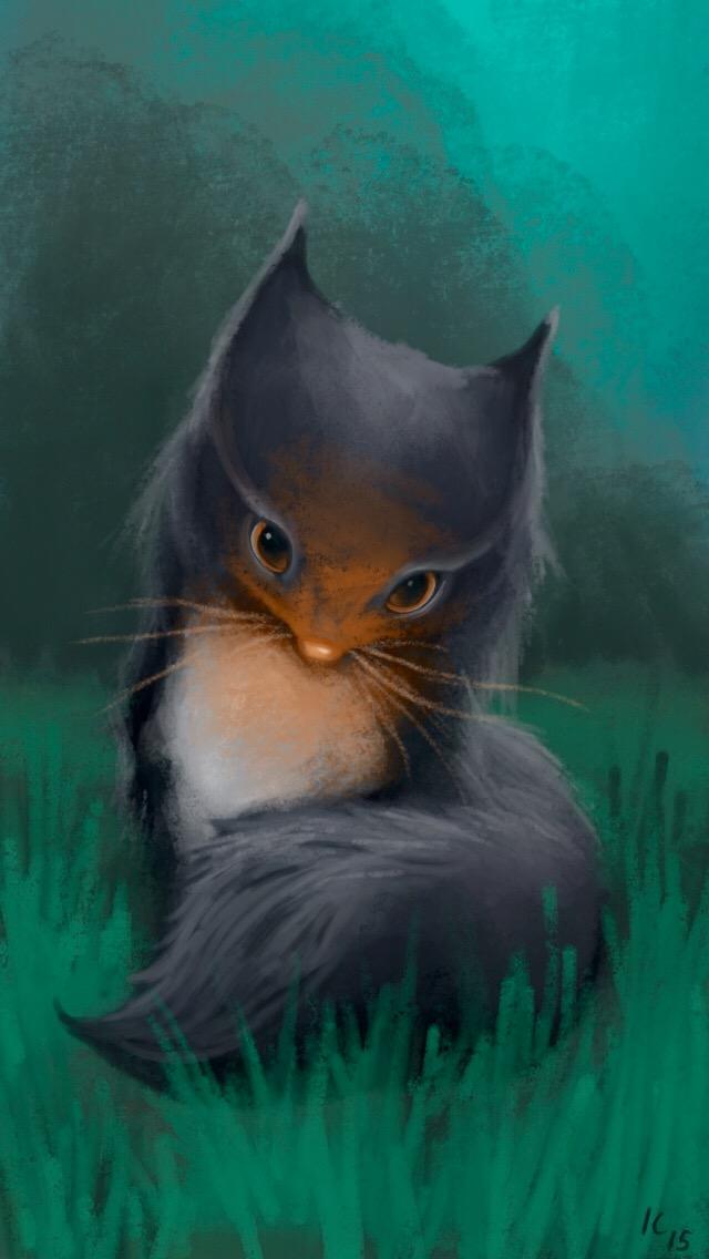 Ember Nose Fox
