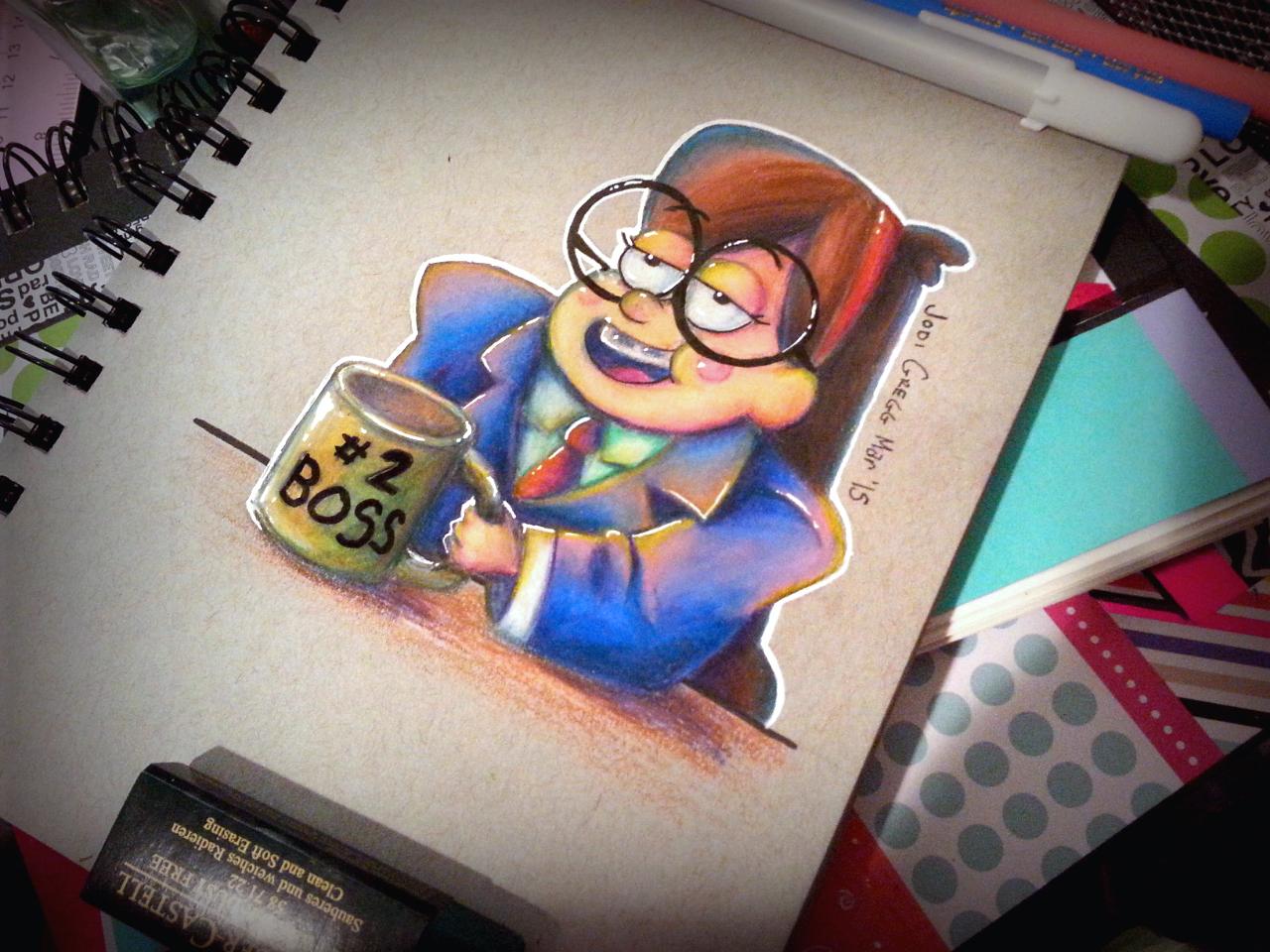 Boss Mabel