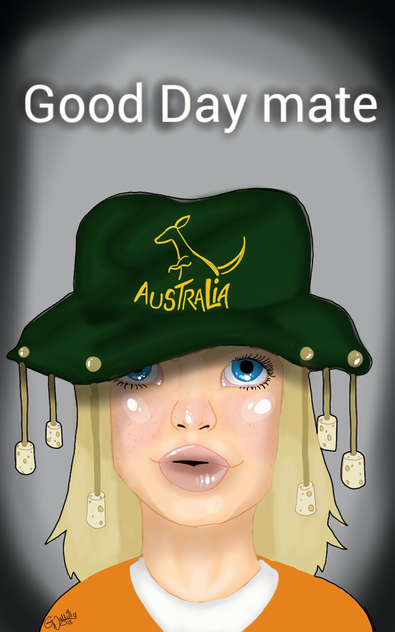 Good day Mate ~ Piper OITNB