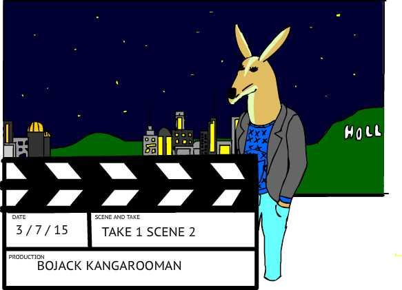 Bojack Kangrooman