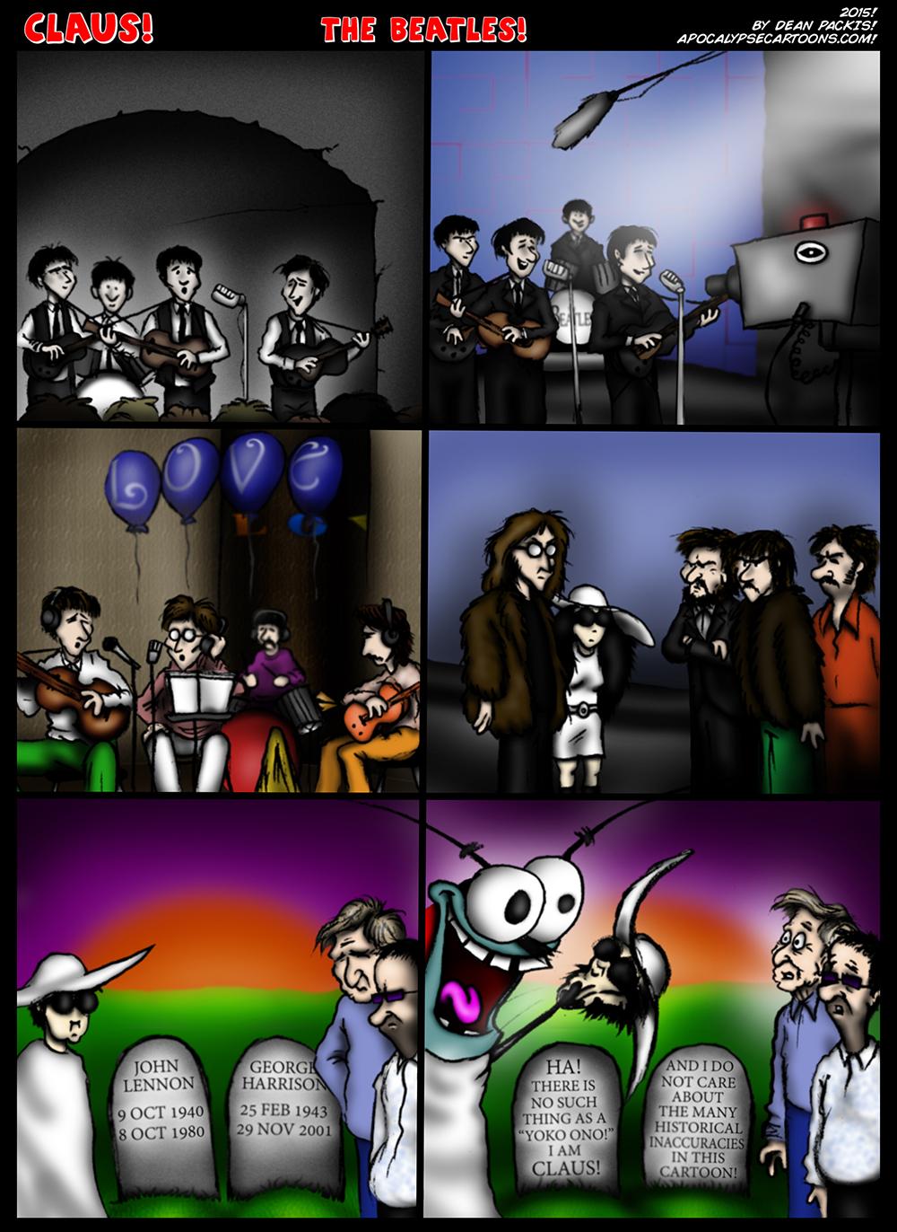 Claus comic 012