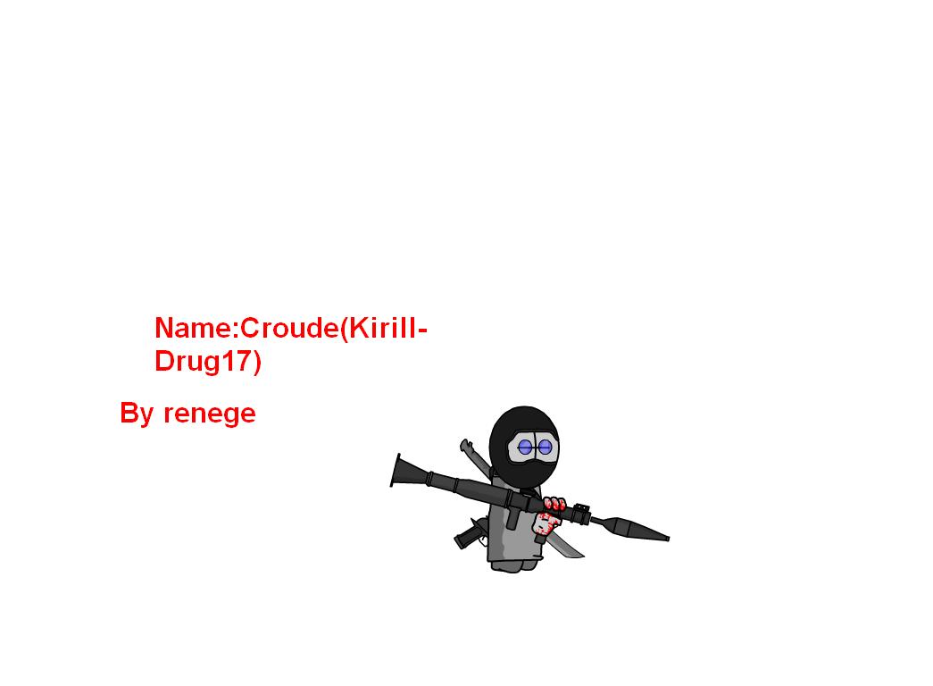 Croude