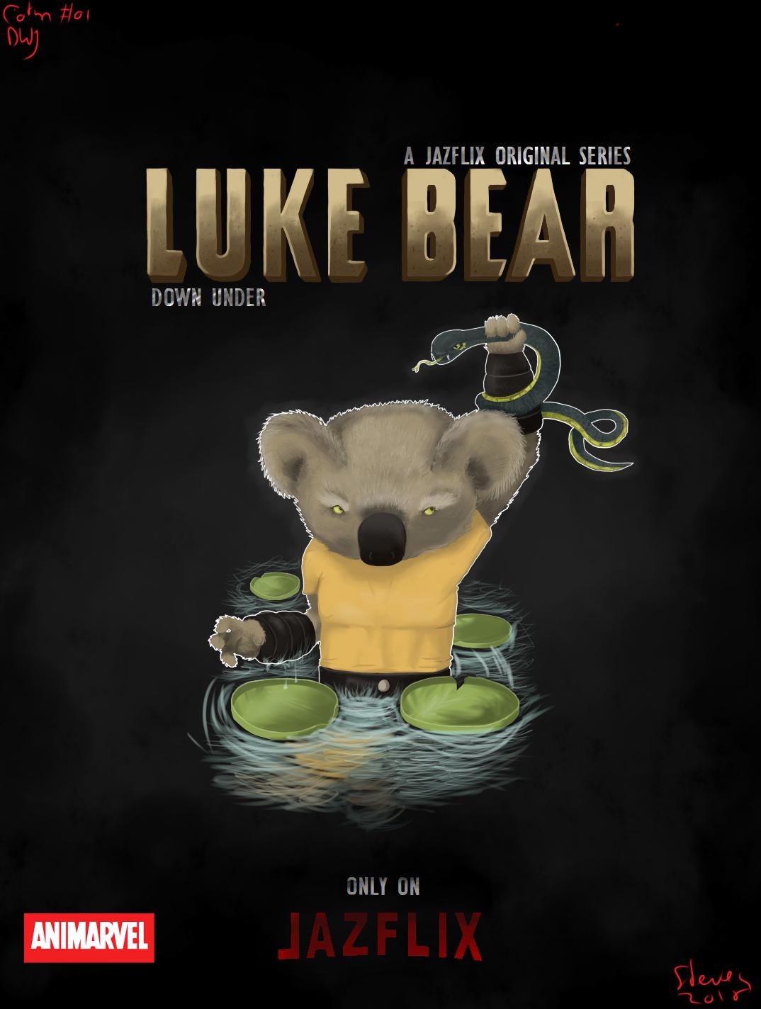Luke Downunder