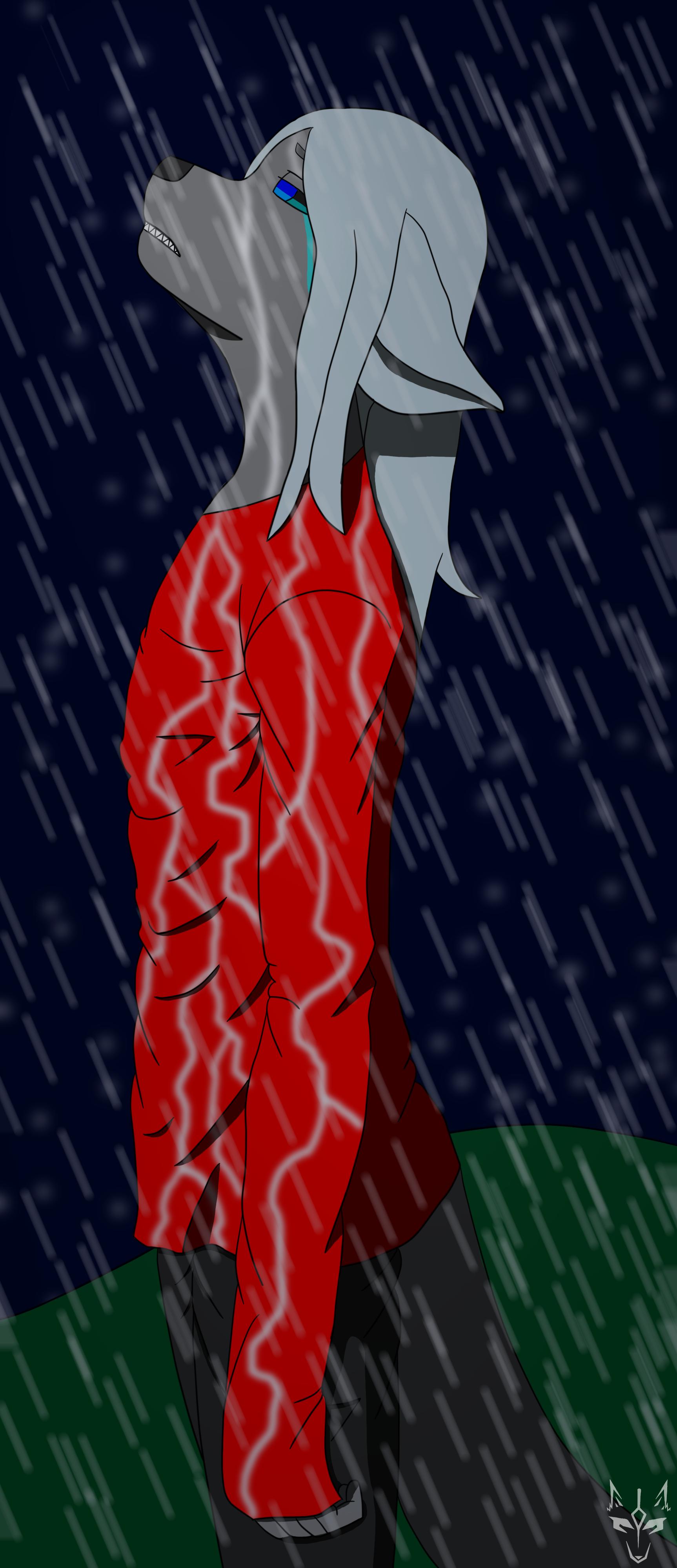 Cry on Rain