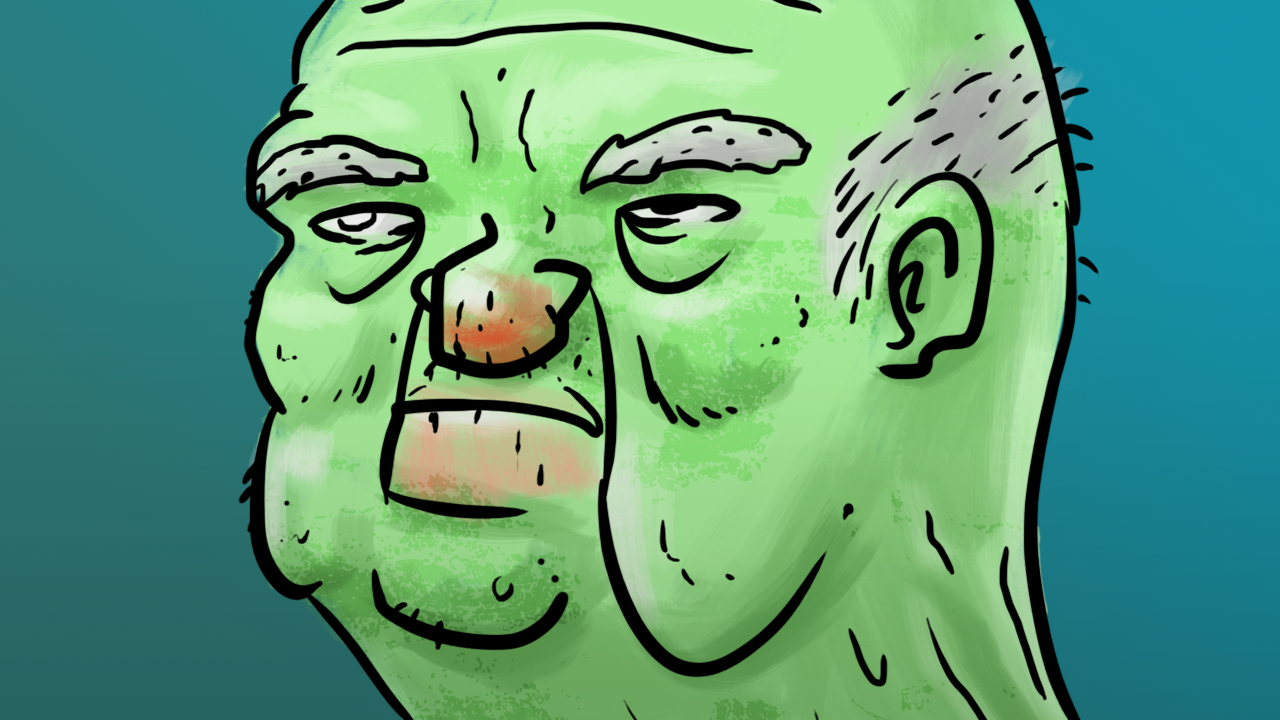 Old man Murray