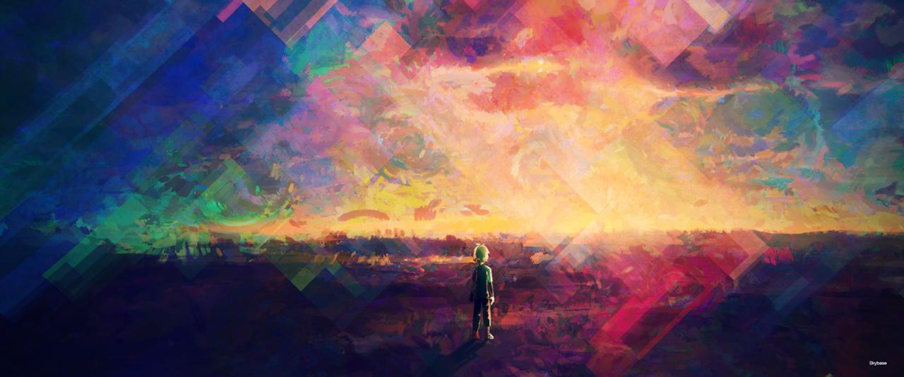 Untitled ShortFilm Concept Art