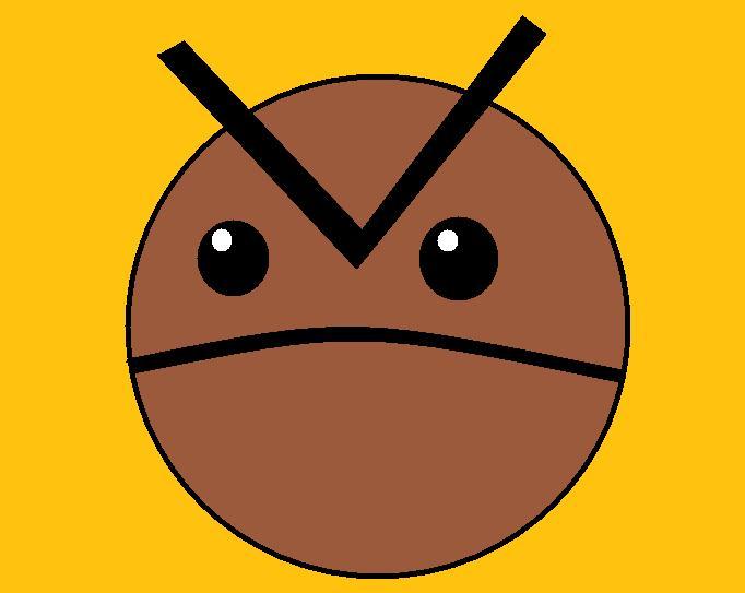 He's Brown?!