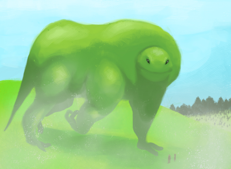 Grassland Behemoth