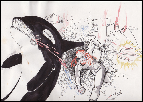 Whale Puncher