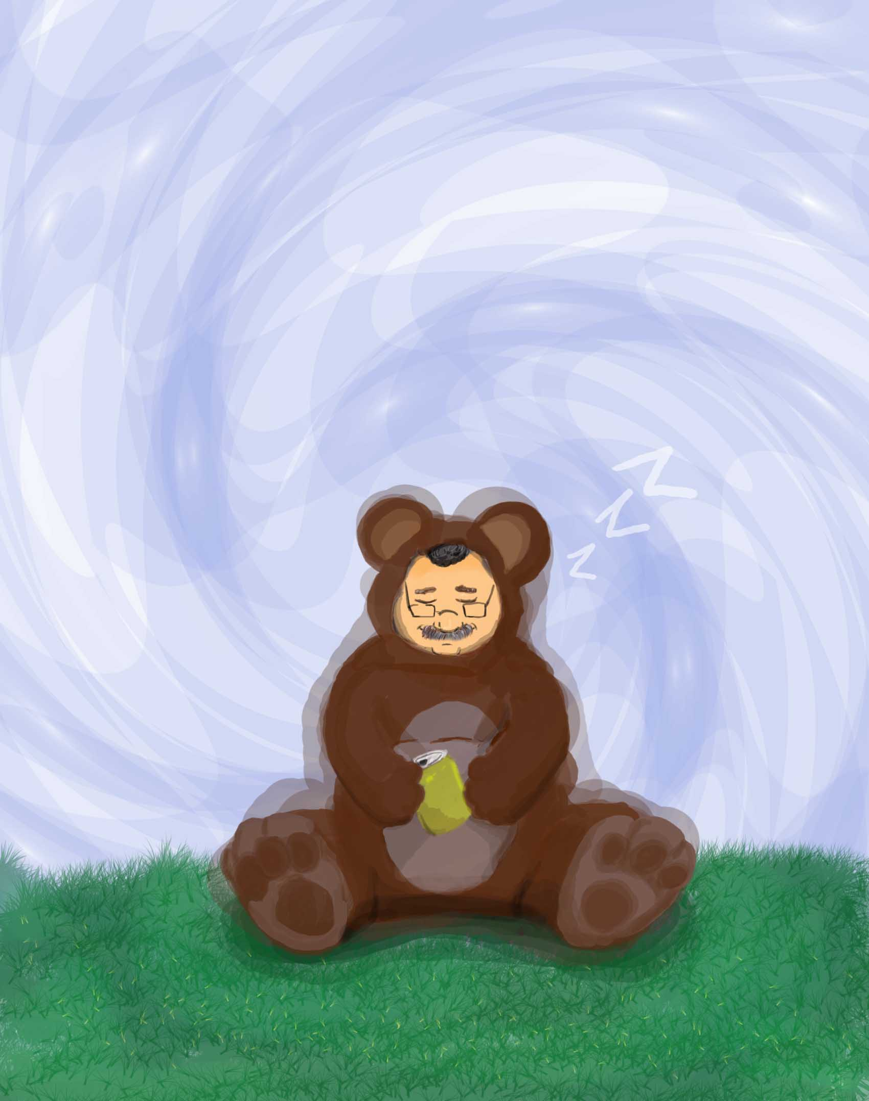 Bear Dad