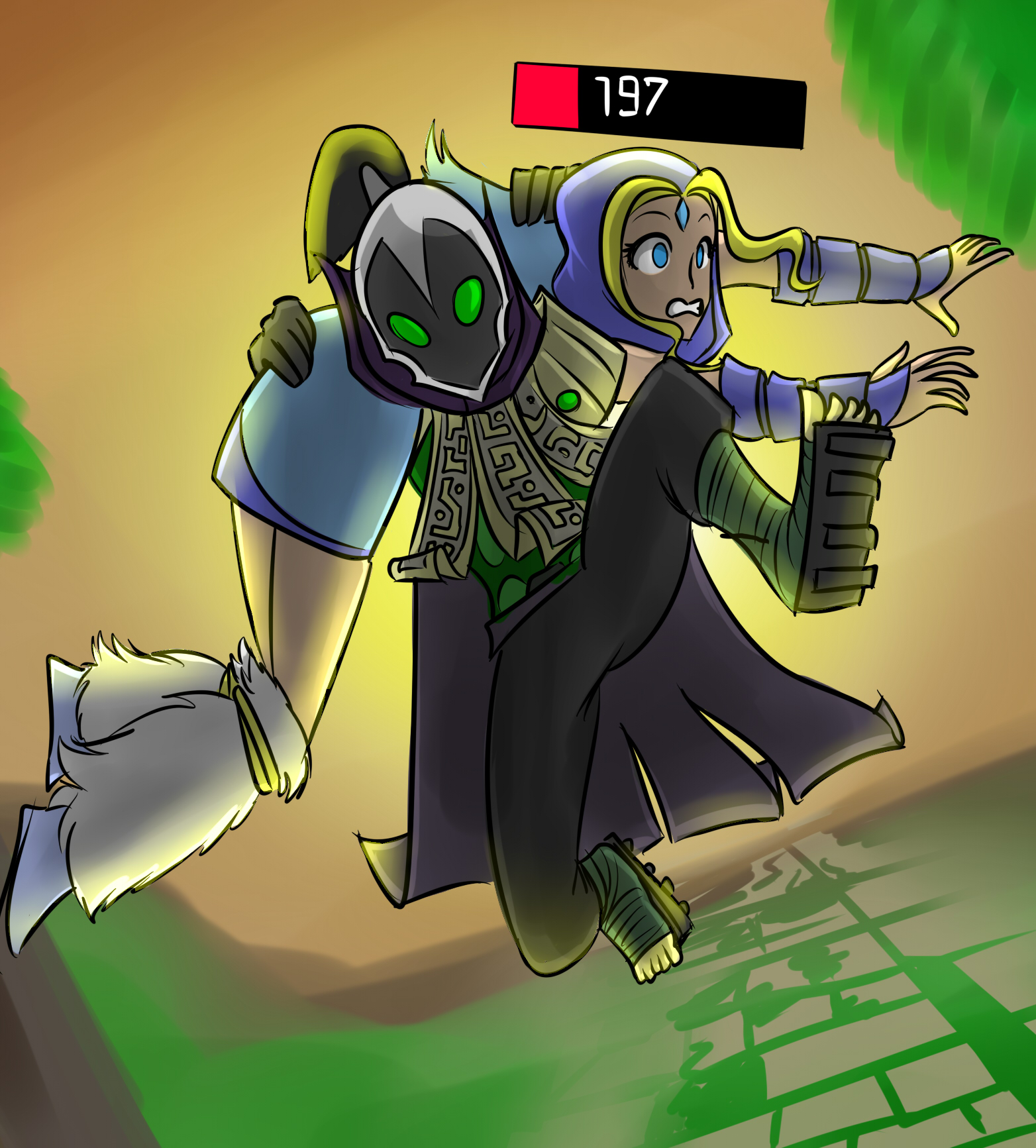 Rubick to the rescue !