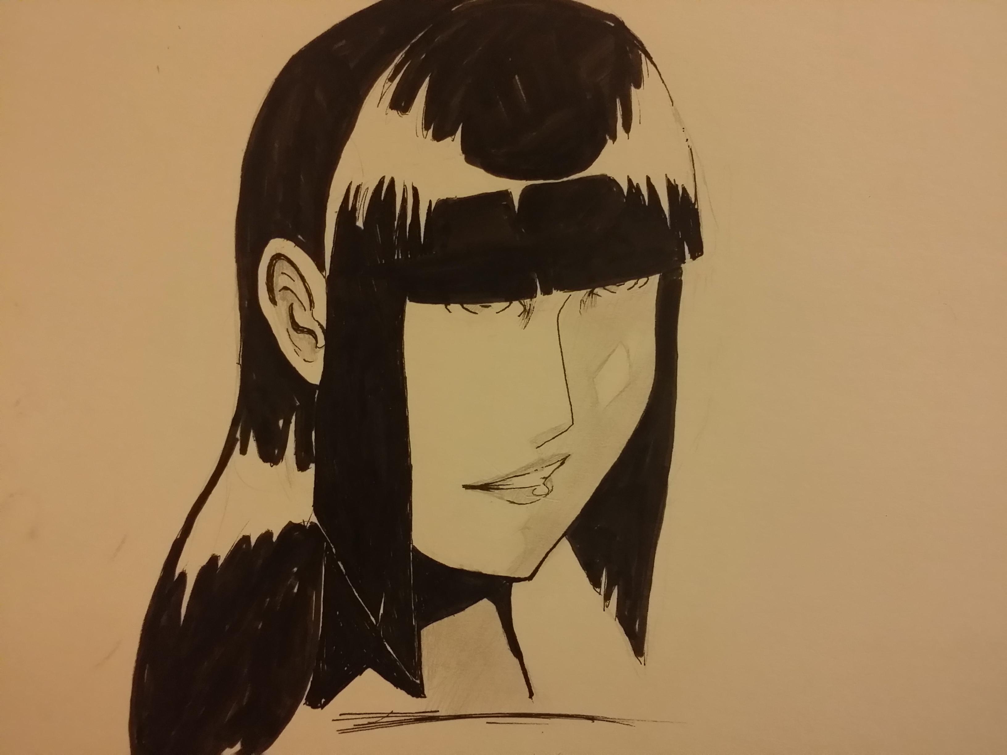 mascot, face: her names Corvus