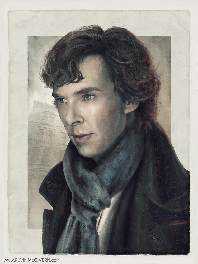 Sherlock- The Reichenbach Fall