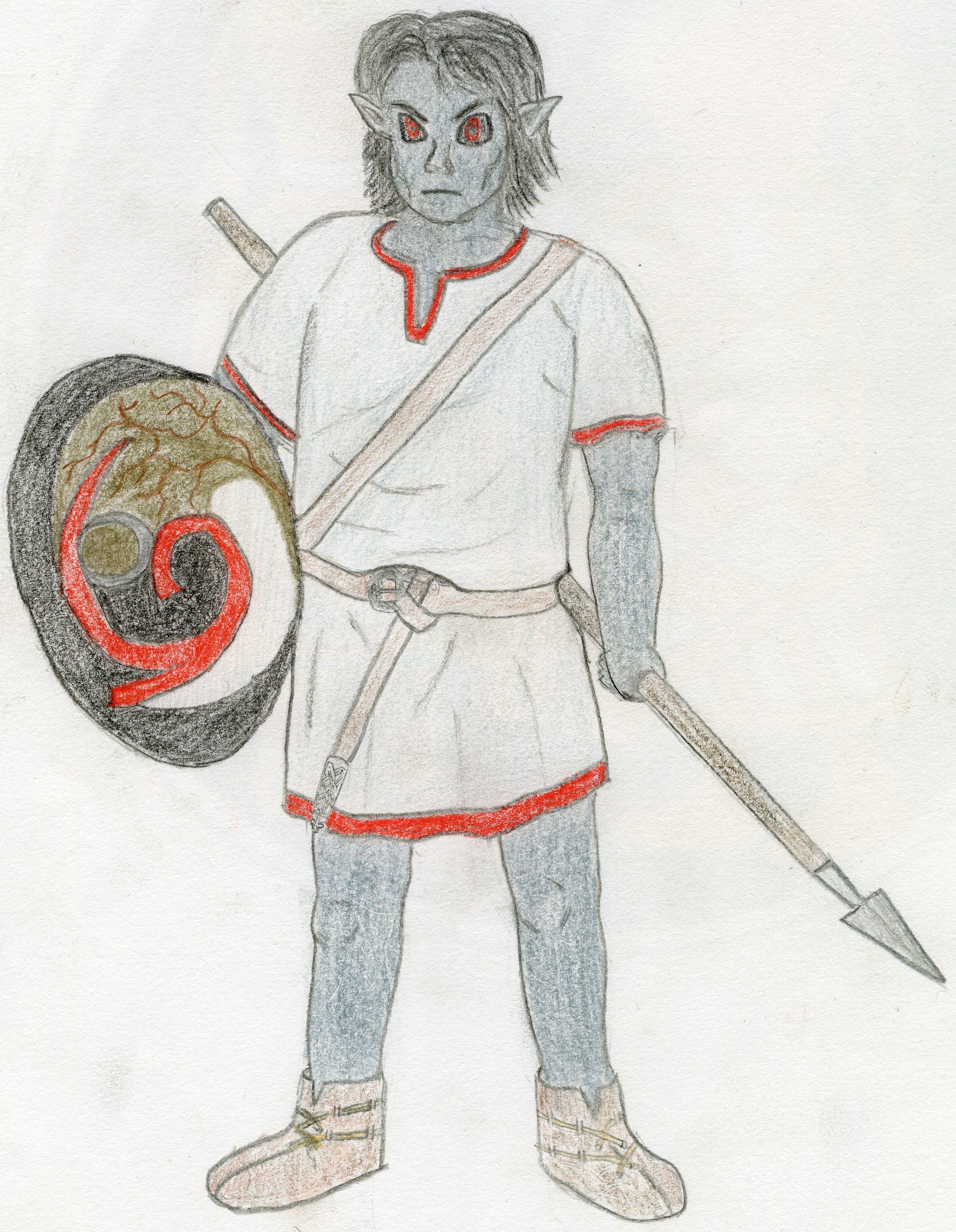 Dunmer Defender