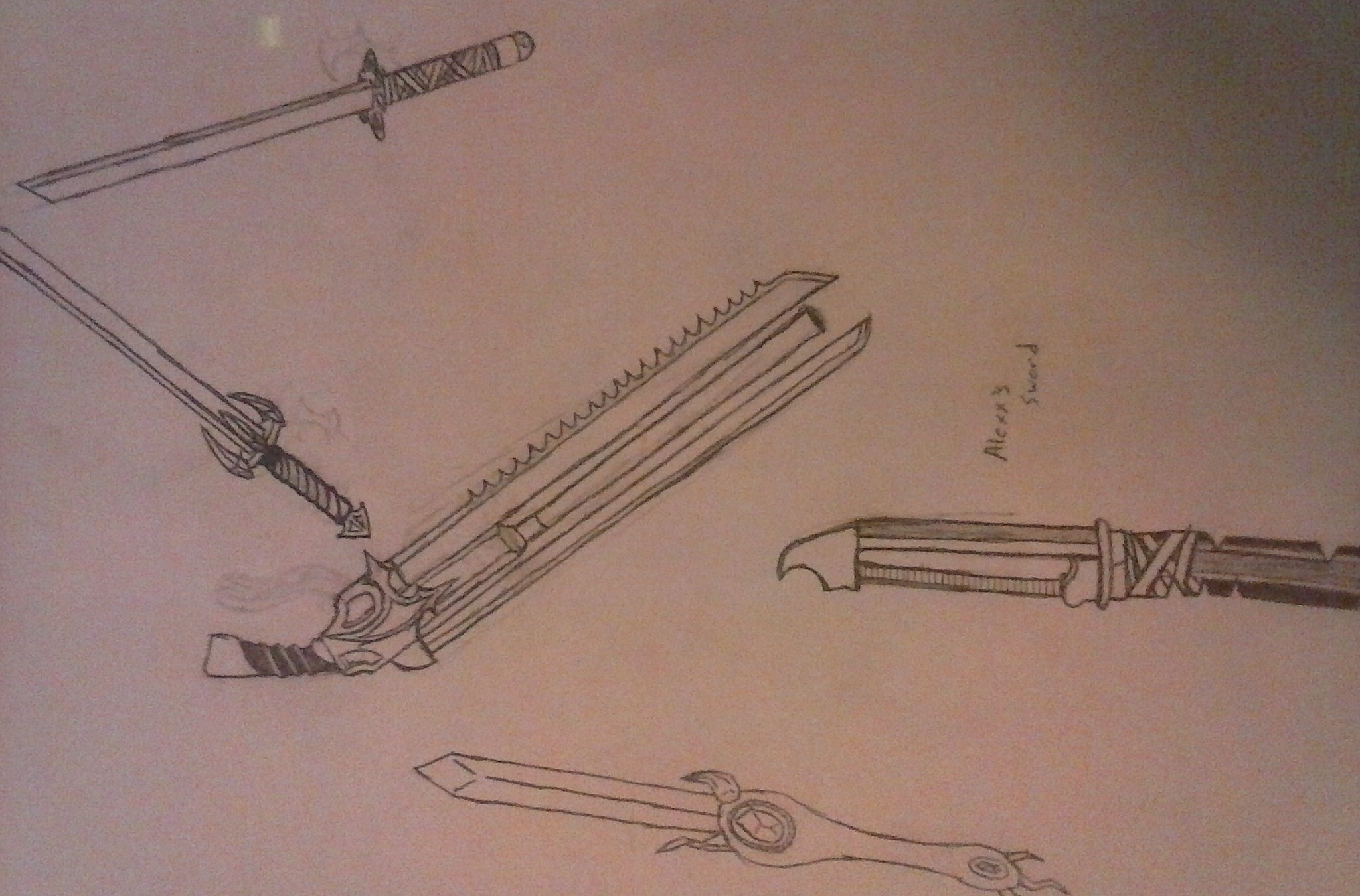 Sword Practice