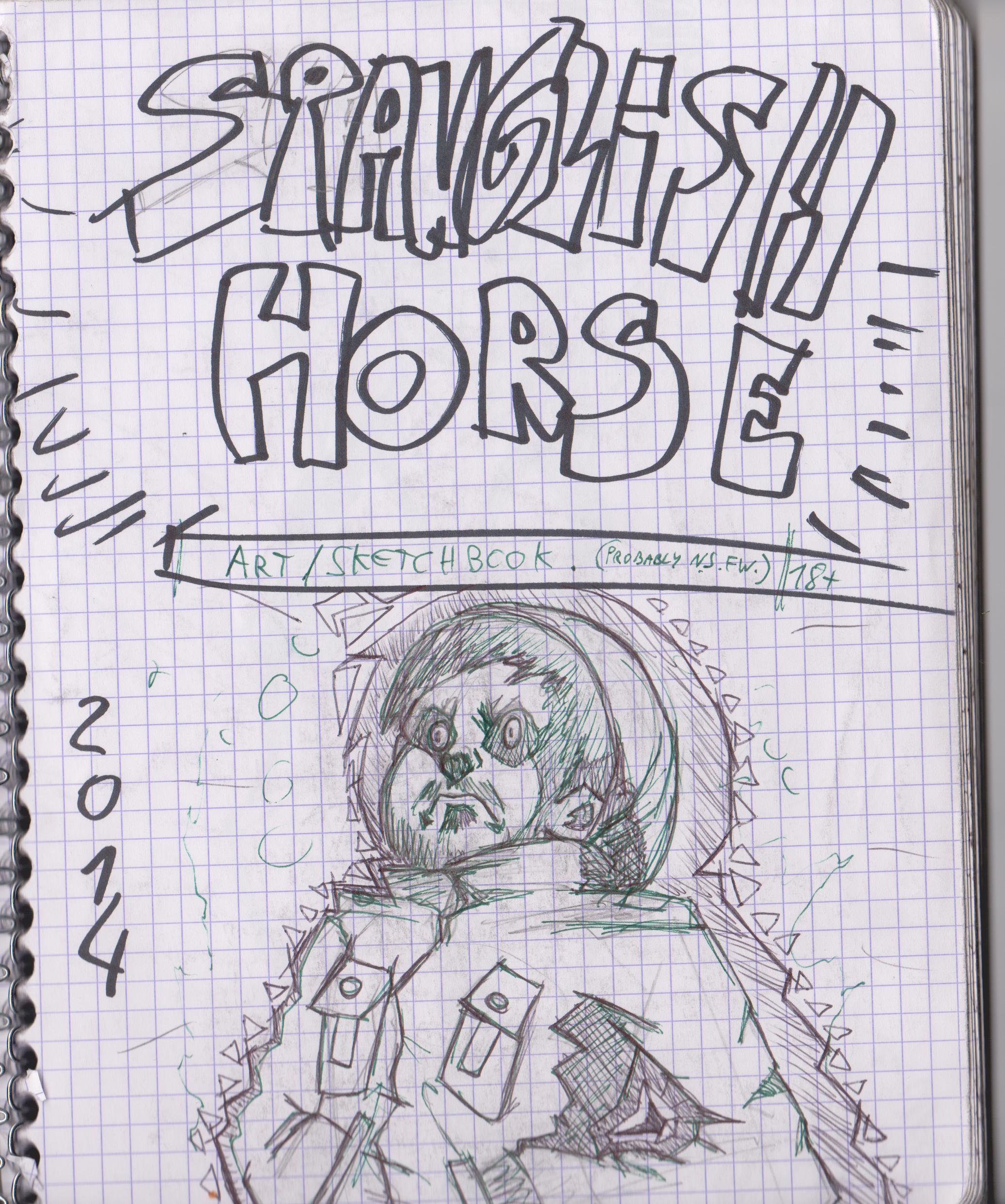 SH sketchbook 1