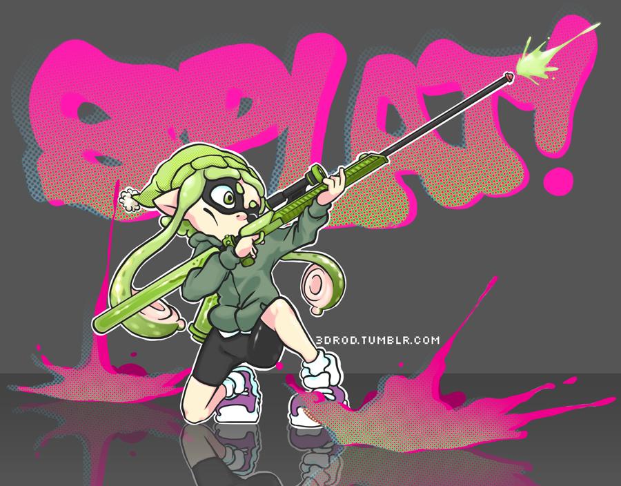 Inkling Sniper