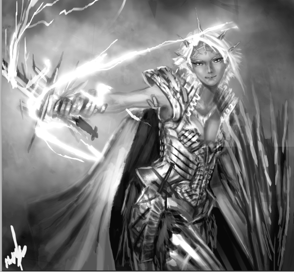 lady lightening