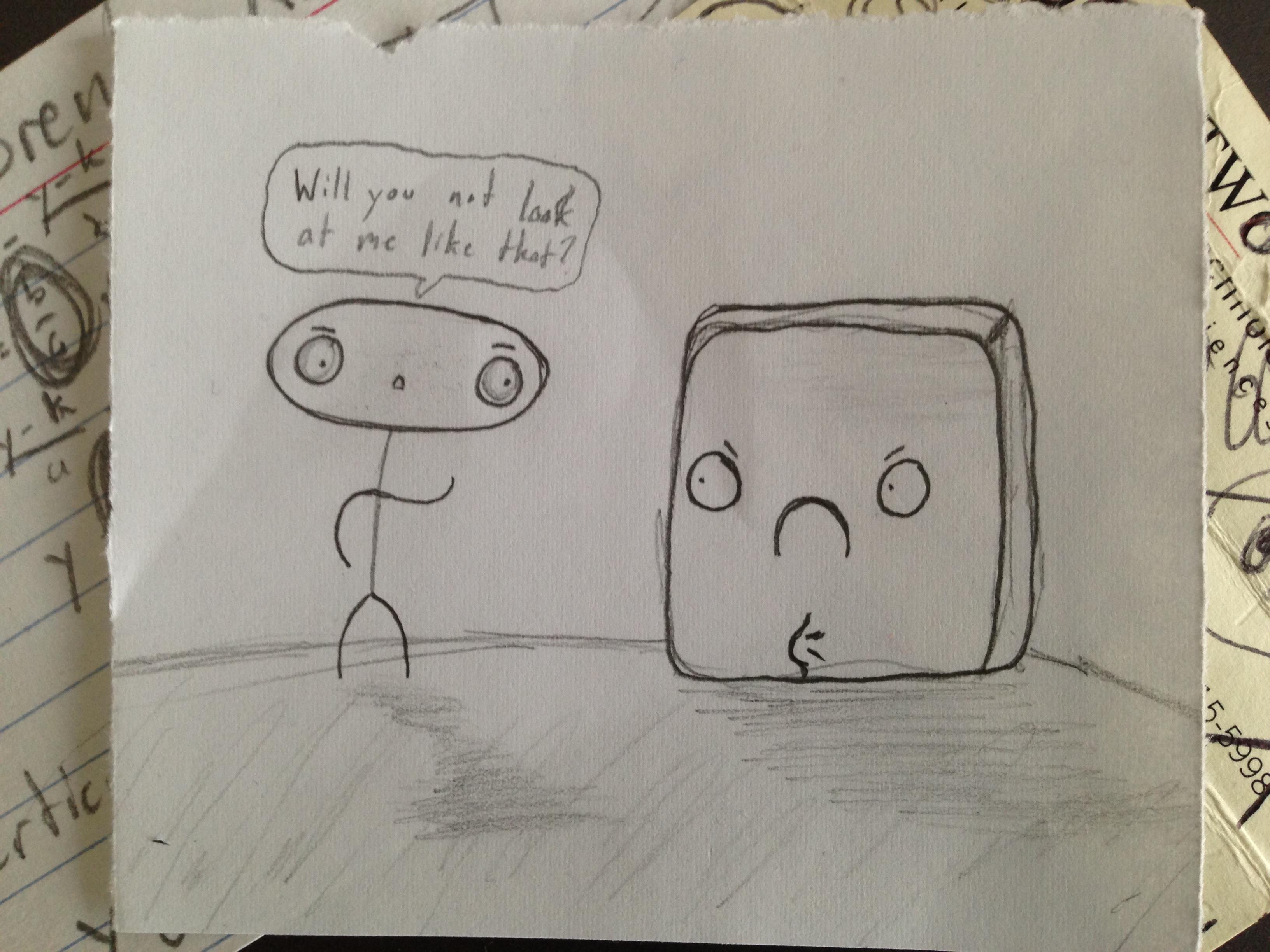 Mystery Box Man