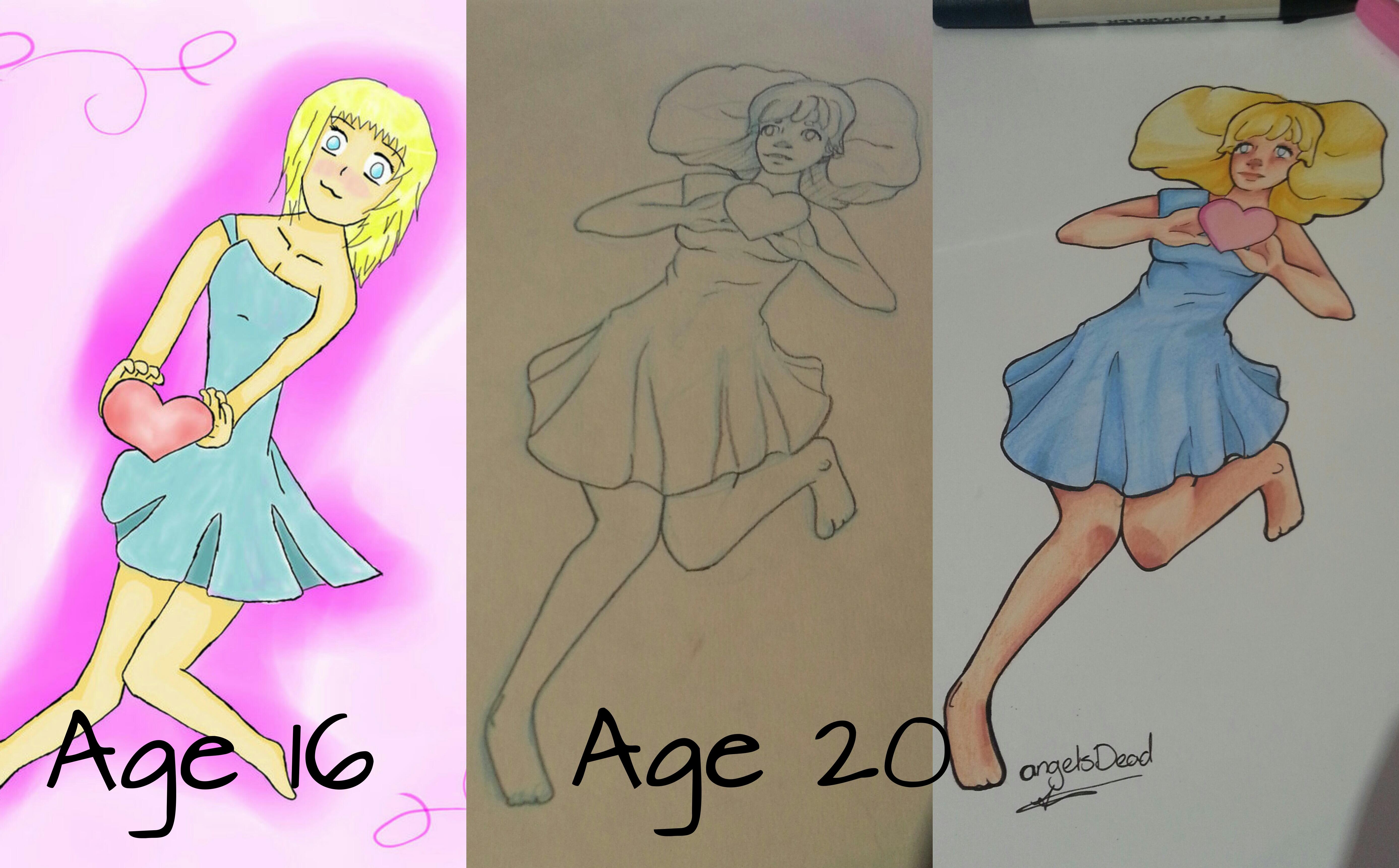 Improvement of 4 years