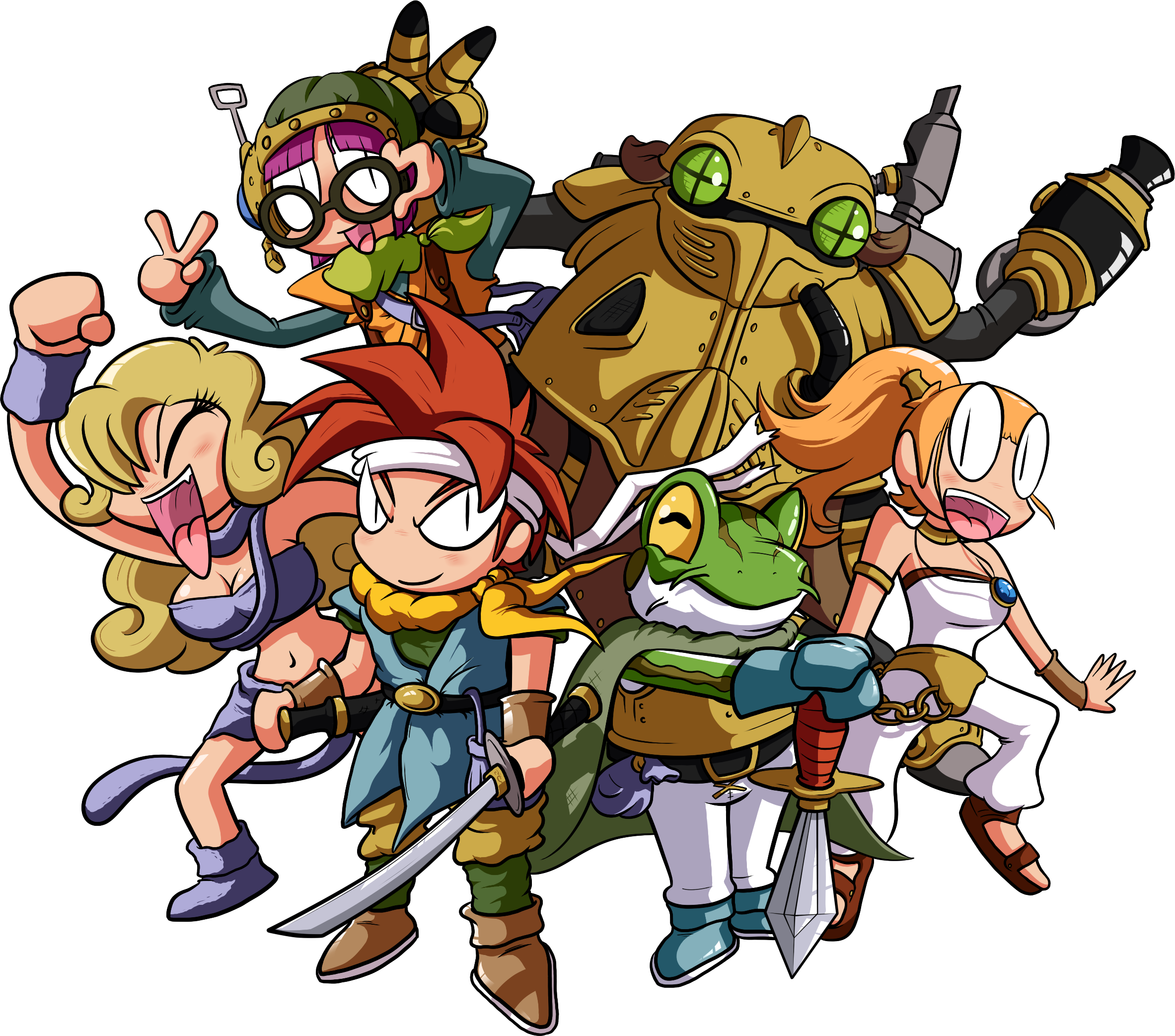 Chrono Trigger Party