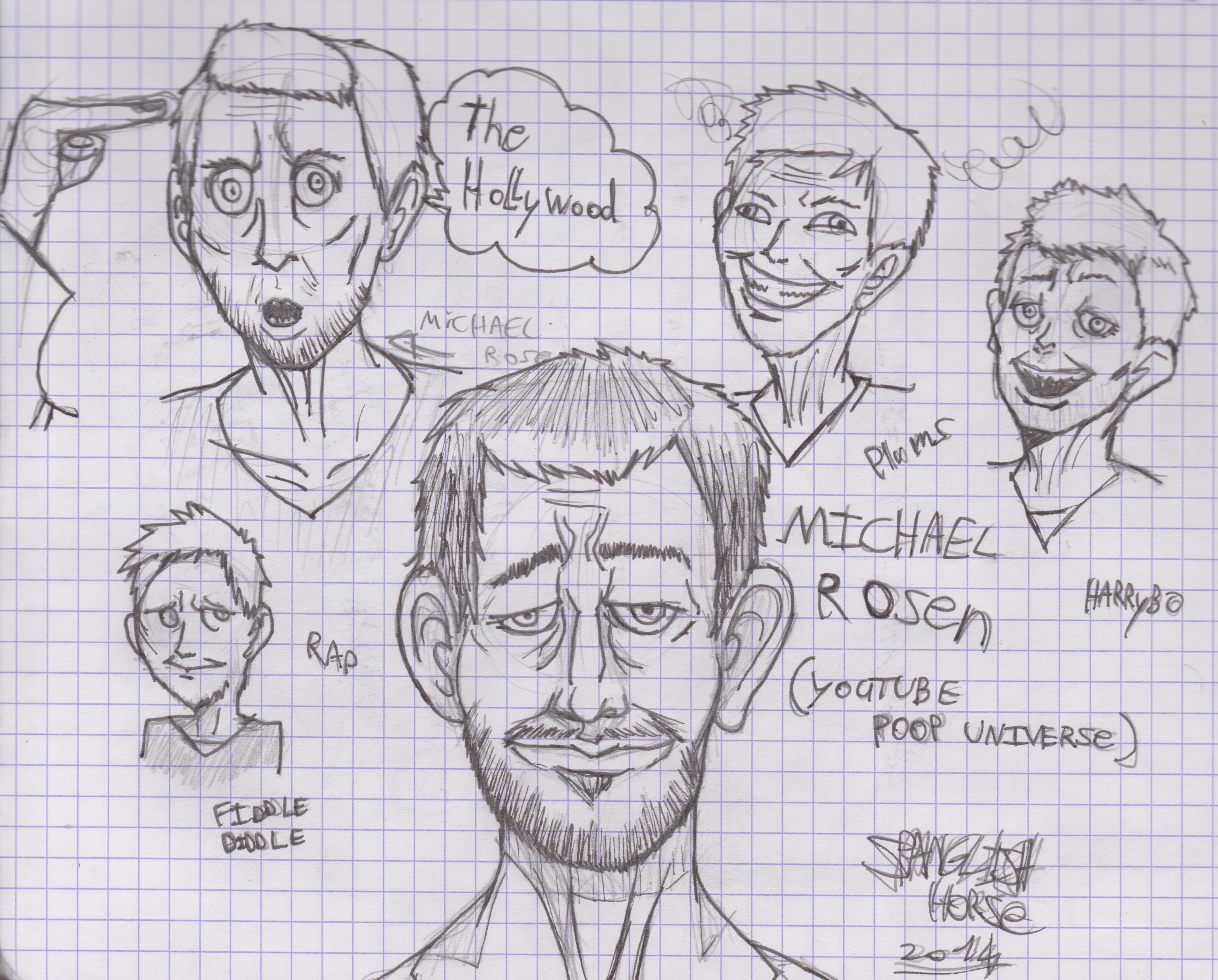 SH sketchbook 14