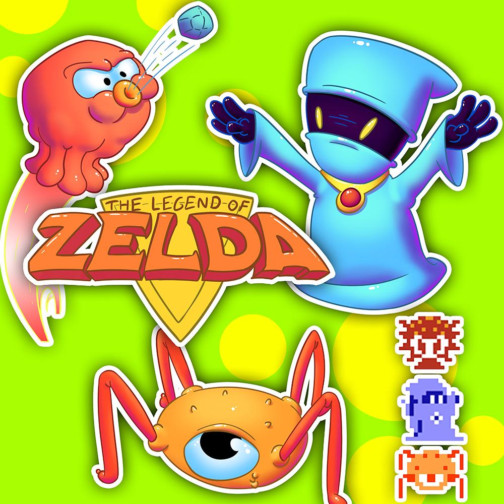 Zelda Enemies