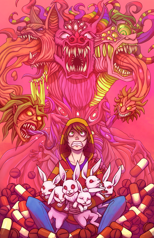 Pink Nightmares