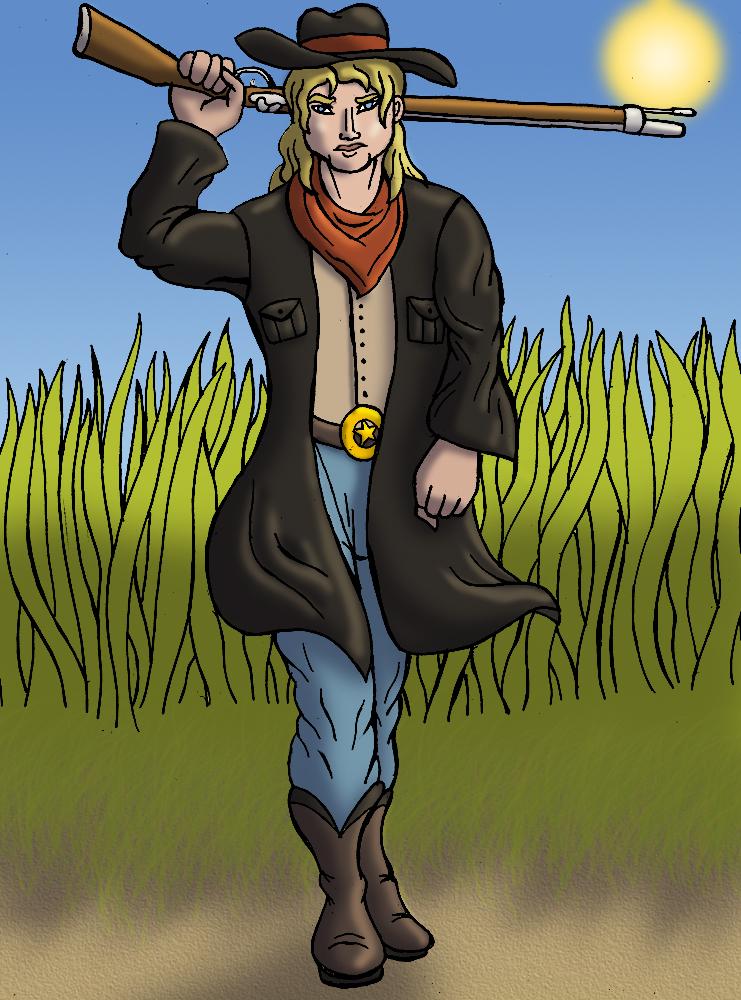 Mick the Runaway Ranger