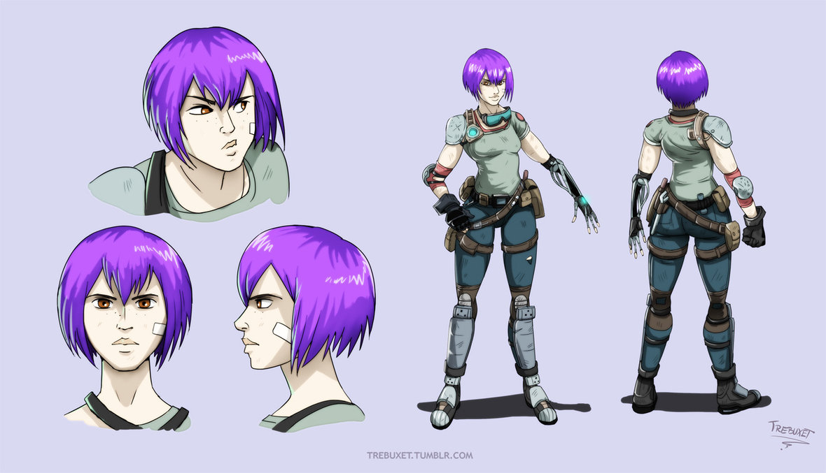 Project Nex Character