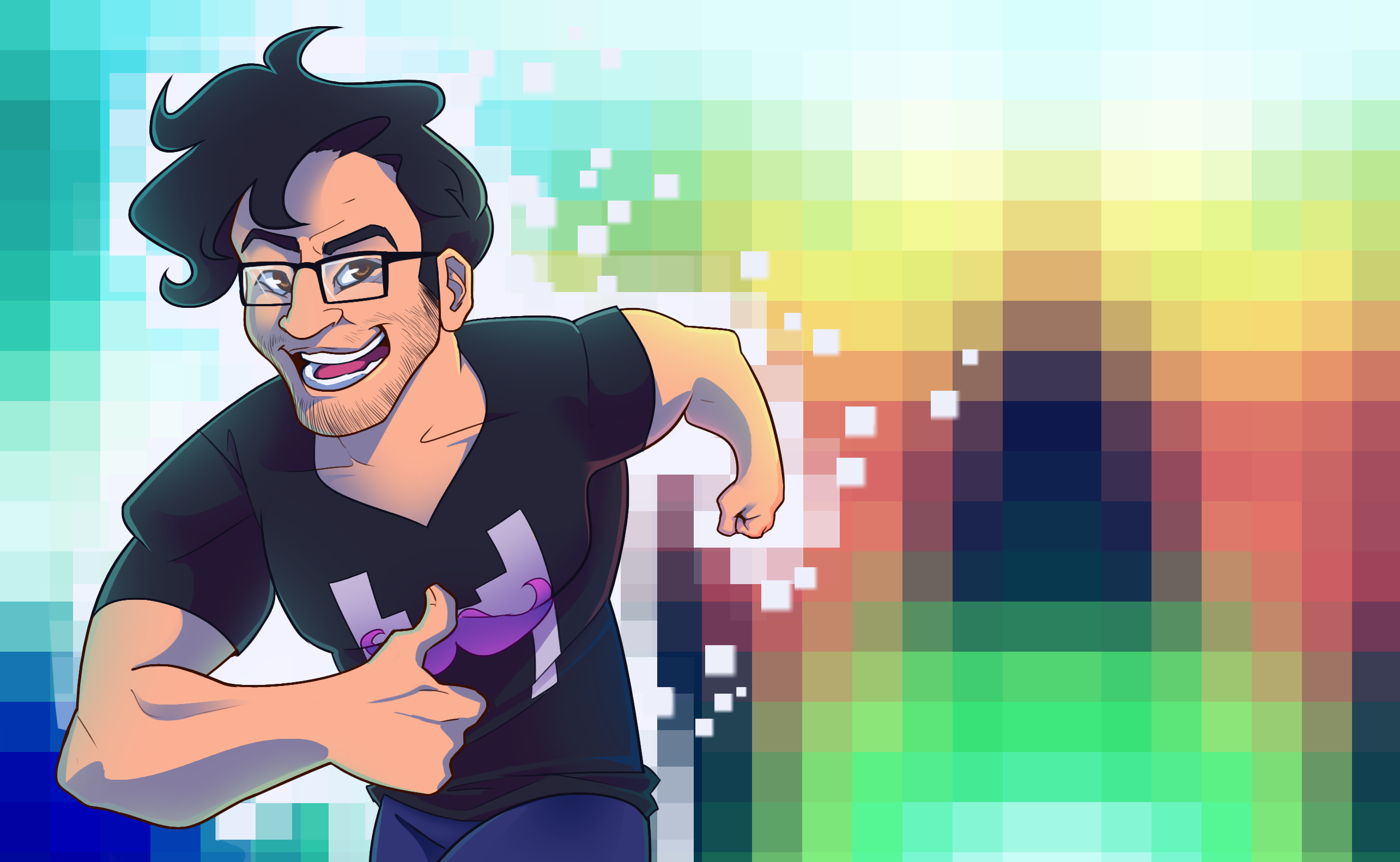 Markiplier To The Rescue