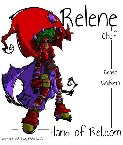Rel Rel- Beast Uniform