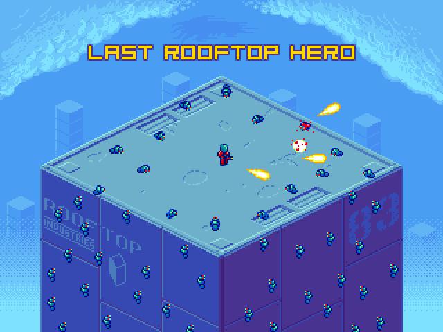 Last Rooftop Hero