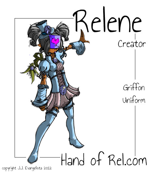 Rel Rel- Griffon Uniform
