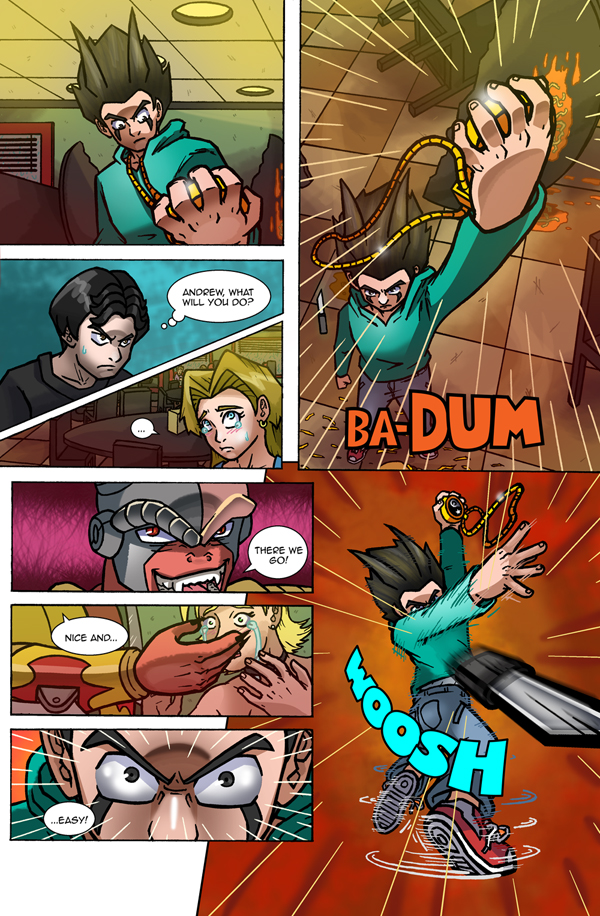 Spirit Legends - Ch 2 Pg 3