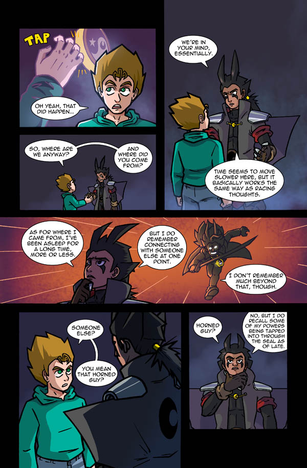 Spirit Legends - Ch 3 Pg 7