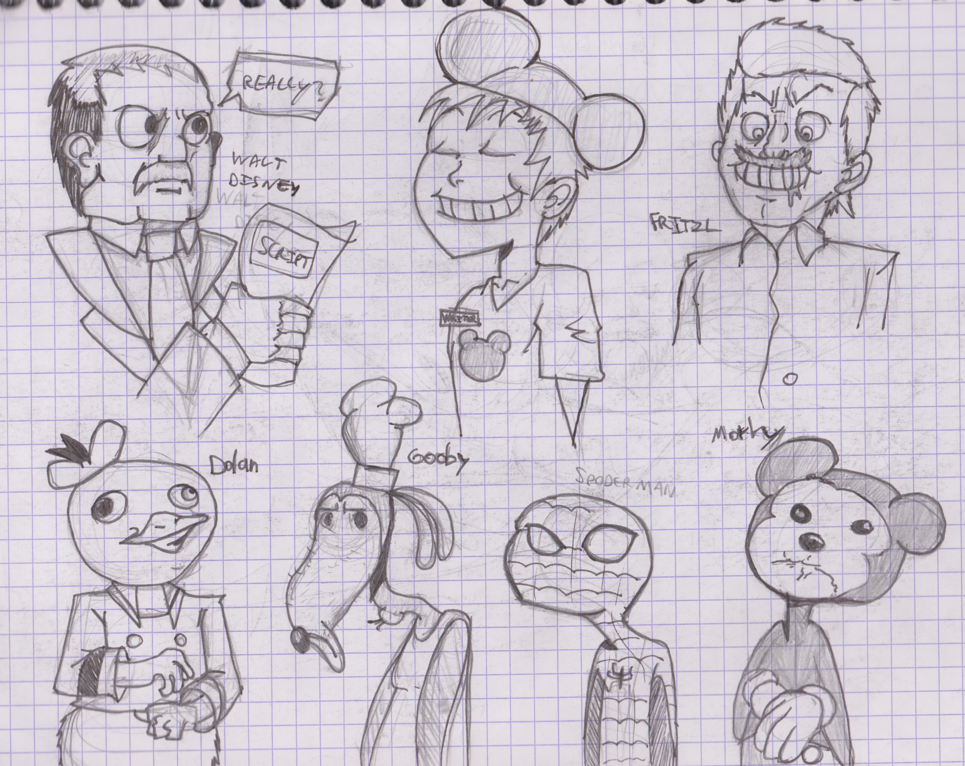 SH sketchbook page 23