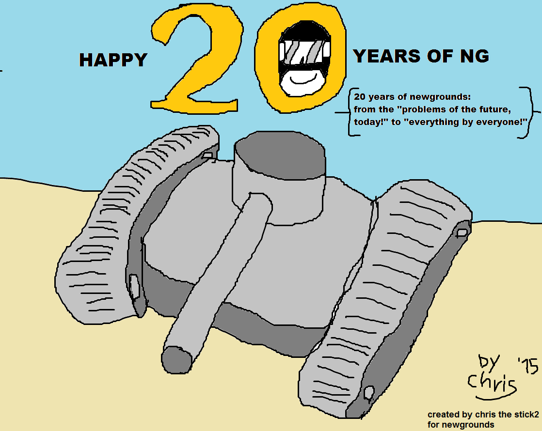 20 years of newgrounds- v1