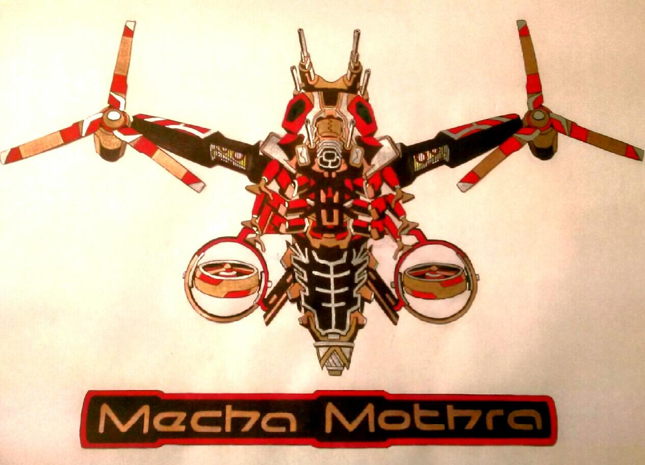 Mecha Mothra